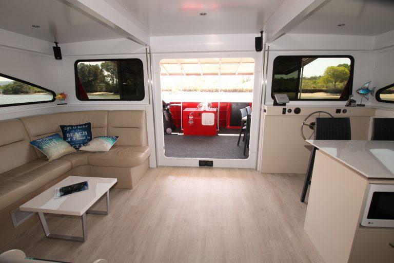 Houseboat Hire Gold Coast