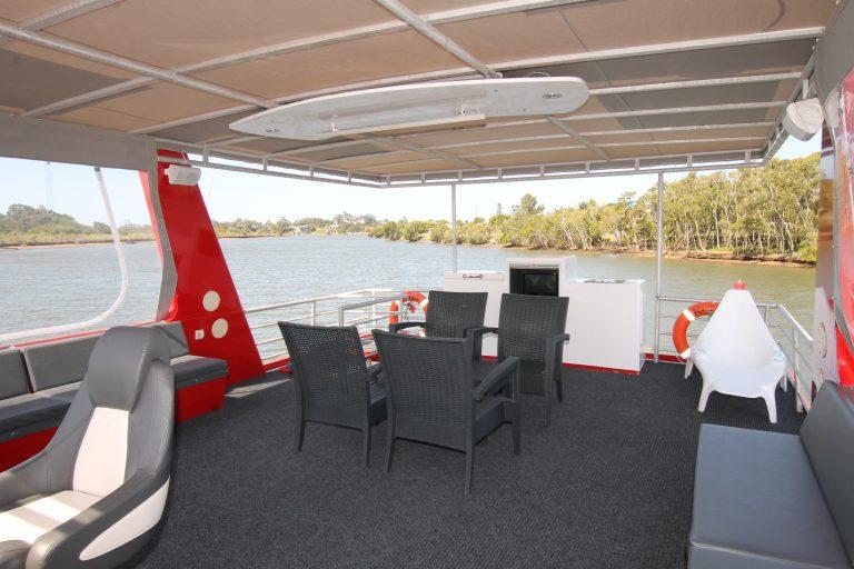Charter Houseboat Gold Coast
